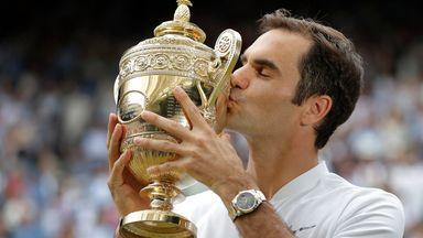 Federer looking forward to Grand Slams