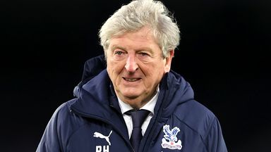 Moyes full of admiration for Hodgson