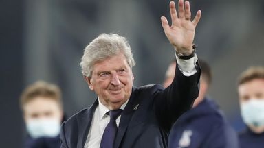 Who will succeed Hodgson at Palace?
