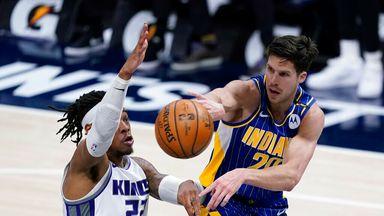 NBA Wk20: Kings 104-93 Pacers