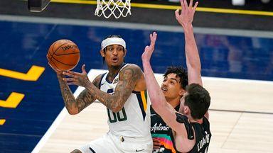 NBA Wk20: Spurs 94-126 Jazz