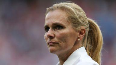 Wiegman 'not close' to choosing England captain