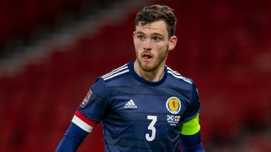 Robertson: Captaining Scotland is special