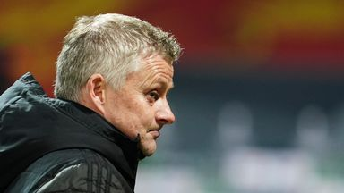 Solskjaer: Man Utd dealt a very bad hand