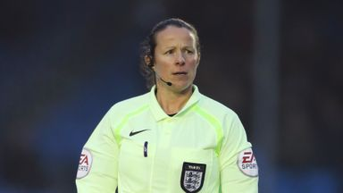 Referee Pearson speaks out on IVF challenges