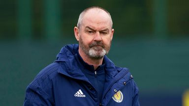 Should Scotland have started with two strikers?