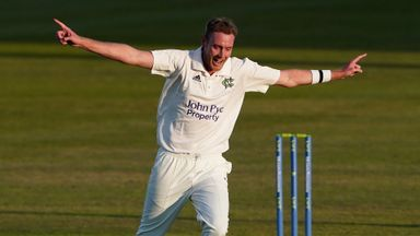 Broad: Fans return will be special