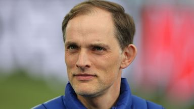 Tuchel: Chelsea hoping to acquire target man