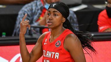 WNBA: Dream 69-64 Wings