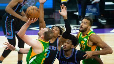 NBA Wk21: Jazz 121-99 Kings
