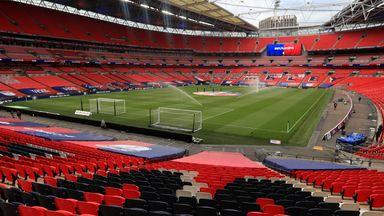 'CL final at Wembley makes sense'