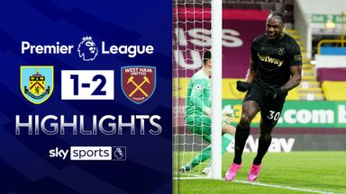 Antonio double keeps Hammers CL hopes alive