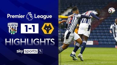 West Brom held by Wolves in tense draw