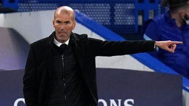 Zidane: I am leaving? It's a lie
