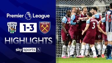 West Ham boost European hopes with win