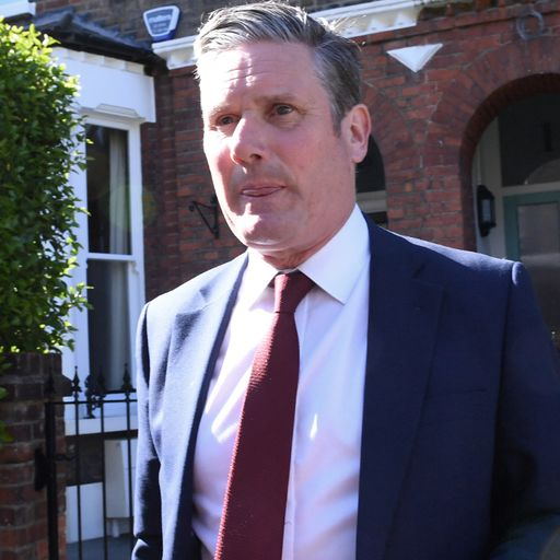 Starmer has sacked his deputy - and he's not stopping there