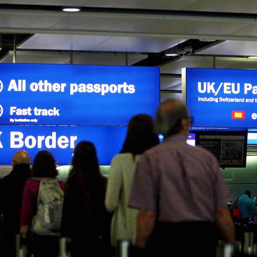 June 2020: Gov won't suspend ban on public funds for migrants during virus crisis