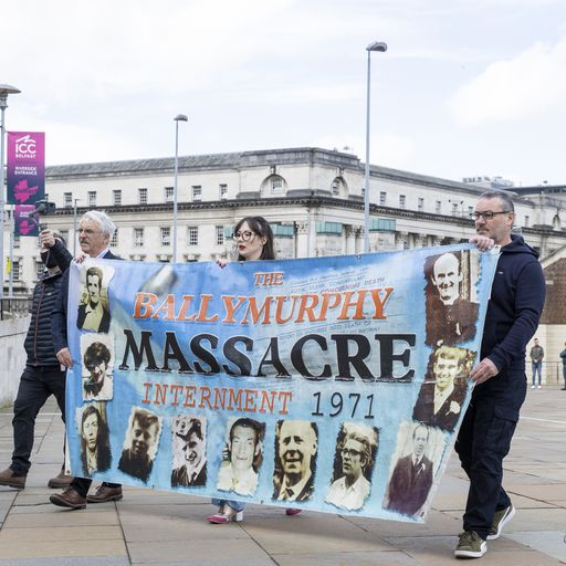 'Serious relief': Reaction to Ballymurphy inquest ruling