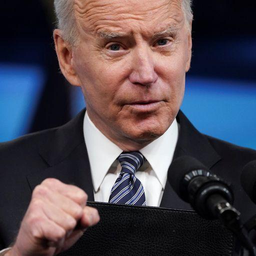 US sanctions on Russia show Biden means business - but it won't change Putin's actions