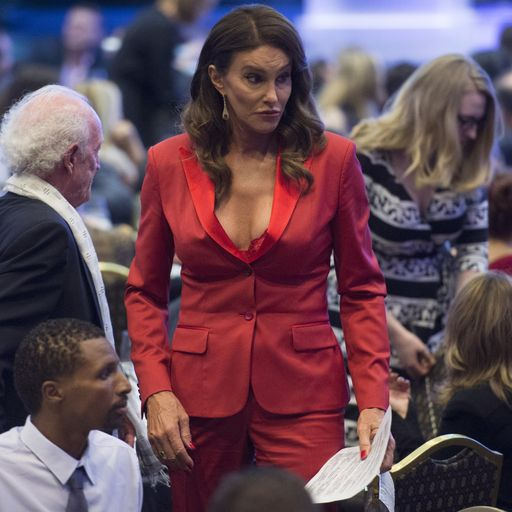 Caitlyn Jenner says transgender athletes born male should not play on girls' sports teams