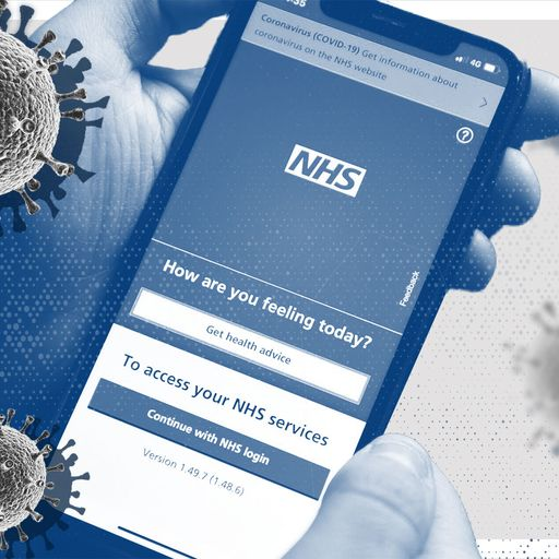 Making changes to NHS app's settings reinforces its importance