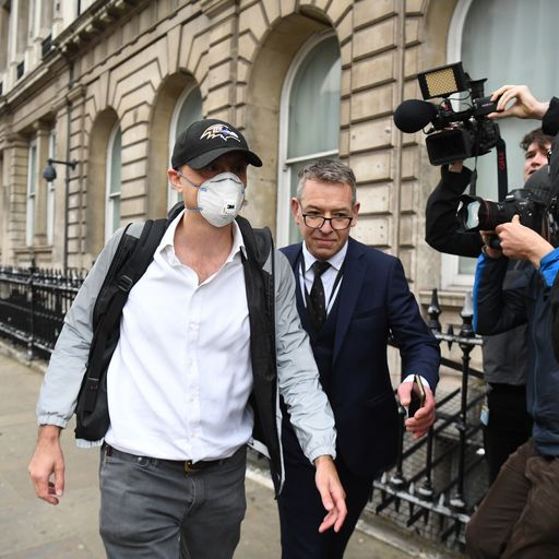 Dominic Cummings's key points during evidence to committee over UK's coronavirus strategy