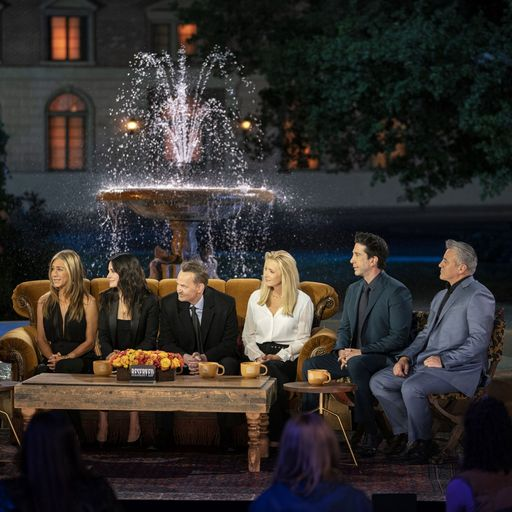 17 takeaways from Friends: The Reunion