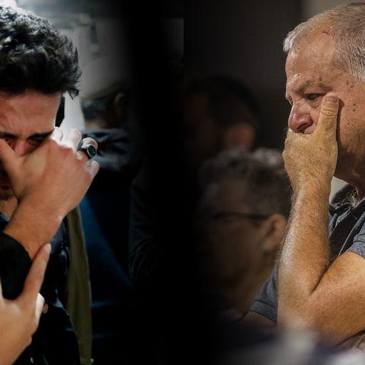 The human agony of Israel-Gaza violence