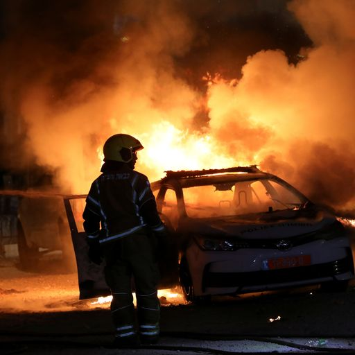 Eyewitness: Street battles break out in cities where Jews and Arabs have coexisted