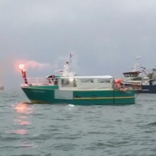 Why is there a row over fishing in Jersey - and how might it escalate?