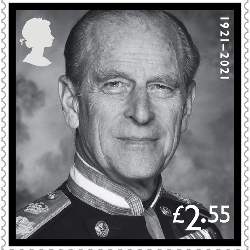 Prince Philip: Royal Mail issues four new stamps in memory of Duke of Edinburgh