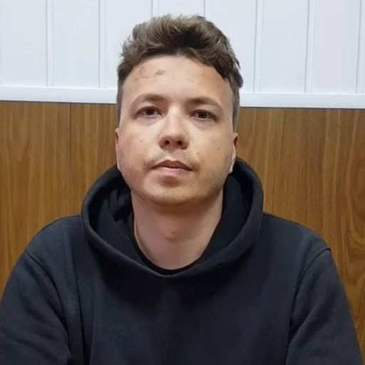Who is Roman Protasevich? Blogger arrested on Ryanair flight as aircraft is forced to land in Minsk