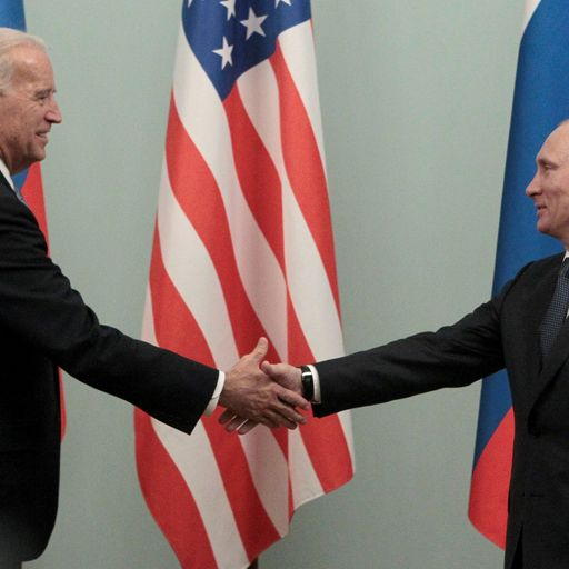 Can Biden and Putin's face-to-face meeting heal the US-Russia rift?