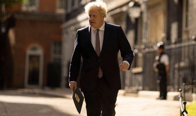 Queen's Speech 2021: Government's legislative agenda to focus on Boris Johnson's 'lifetime skills guarantee'