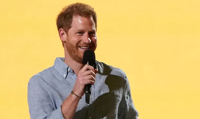 Harry hopes to break the cycle of royal 'pain and suffering' as he compares royal life to mix of 'The Truman Show and being in a zoo'