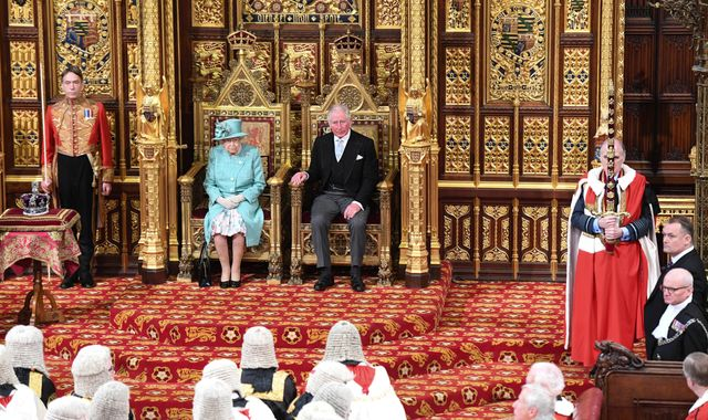 Queen's speech: 'Dressed down' monarch to carry out first major engagement since death of husband Philip