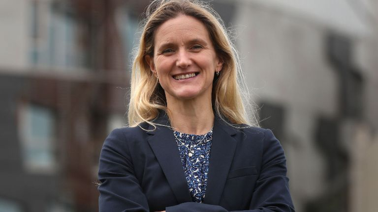 File photo dated 27/03/19 of Kim Leadbeater, ambassador for the Jo Cox Foundation, who has been awarded an MBE for services to Social Cohesion, to the community in Batley, West Yorkshire and to Combatting Loneliness during Covid-19, in the New Year's Honours List.