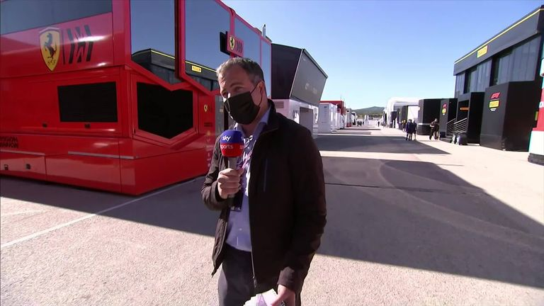 Ted Kravitz brings his Notebook to the Portuguese Grand Prix, as he looks back at the qualifying session and shares his thoughts on the big stories in the paddock.