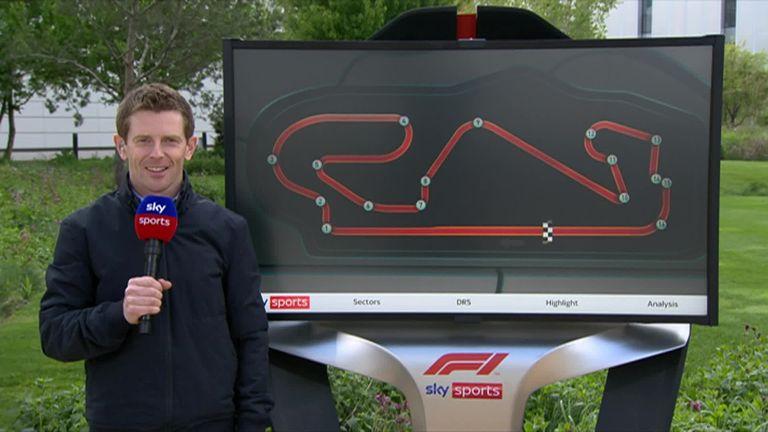 Davidson analyses the Circuit de Barcelona-Catalunya ahead of this weekend's Spanish GP