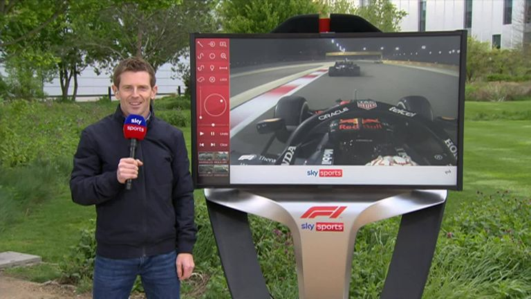 Sky F1's Anthony Davidson looks at the title battle between Hamilton and Max Verstappen so far this season