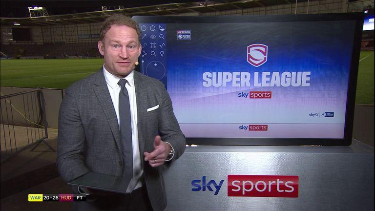 Jon Wells singles out Aidan Sezer performance in Huddersfield's away win over Warrington
