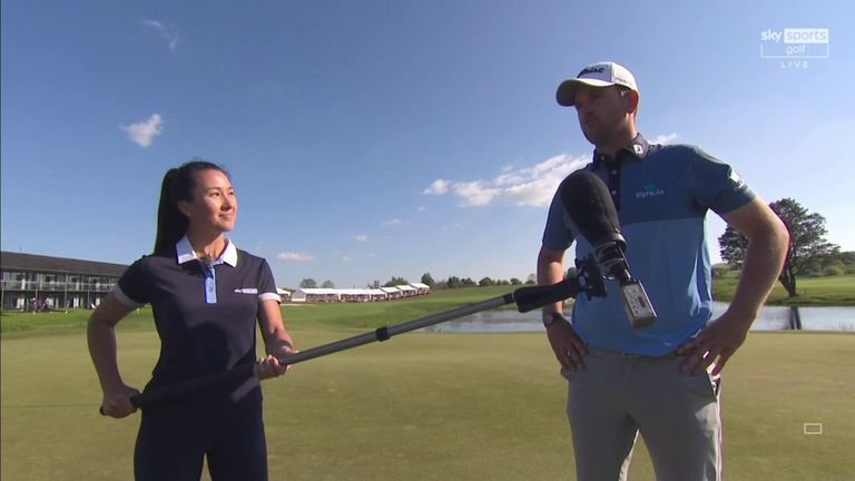 Bernd Wiesberger reflects on a successful title defence at the Made In HimmerLand and says it's too early to discuss a potential Ryder Cup appearance for Team Europe this September.