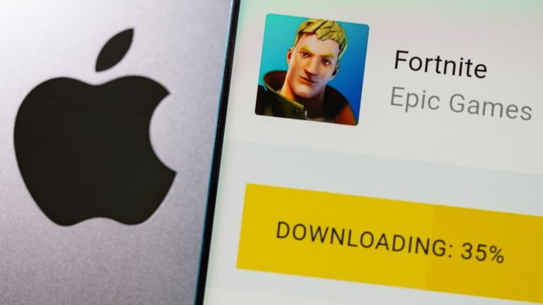 Apple and Fortnite maker Epic Games will face each other in a US court