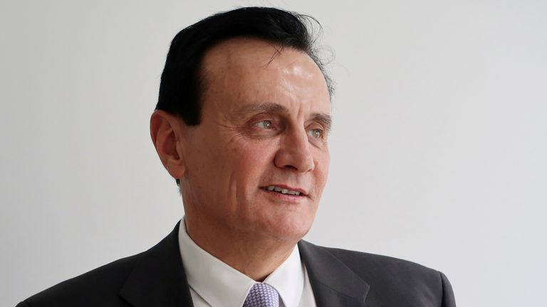 AstraZeneca's chief executive, Pascal Soriot, has seen of a shareholder rebellion