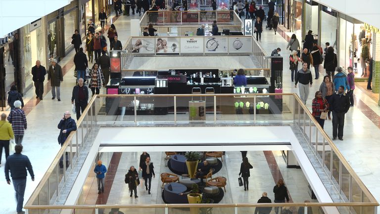 General view of Brent Cross shopping centre in London. Picture by: Anthony Devlin/PA Archive/PA Images Date taken: 02-Mar-2016