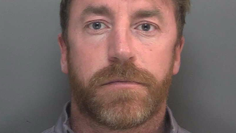 Carl Stewart pleaded guilty to drug offences: Pic: Merseyside Police