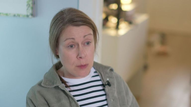 Lila's mum Kathy says people should not have to wait until  a crisis to get help