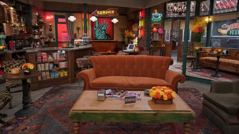 The Friends Reunion is finally available to watch - but not all fans have had the full experience. Pic: Warner Media