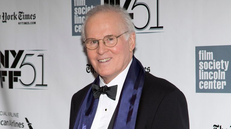 Charles Grodin in 2013