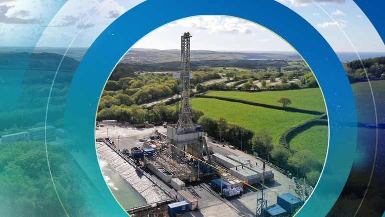 Geothermal energy could be tapped across large areas of the UK, north and south.